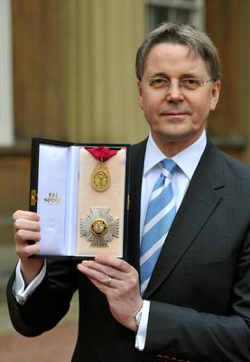 Sir Jeremy Heywood was made a Knight Commander of the Order of the Bath in 2012 (John Stillwell/PA)