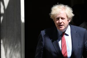 Boris Johnson is under pressure to sack Dominic Cummings after reports he broke the UK Government's lockdown rules (Jonathan Brady/PA)