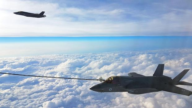 Britain currently has 15 of the F-35 warplanes in the US being tested and trained (Ken Pike/MoD/Crown copyright)