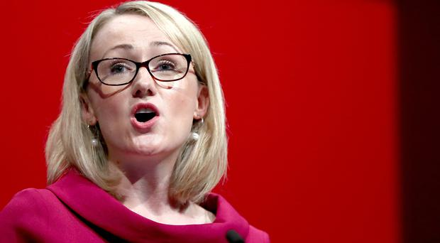 Rebecca Long-Bailey has been endorsed by Momentum (Gareth Fuller/PA)
