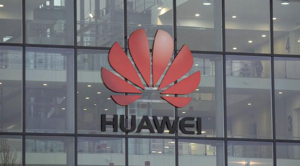 Huawei is a Chinese tech firm (PA)