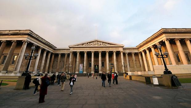 The British Museum has lobbied the Government to help save historic sites from Islamic State destruction.