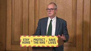 Chief scientific adviser Sir Patrick Vallance is part of the group (PA)