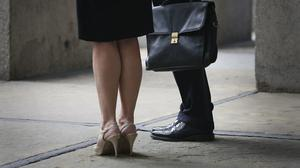 More than one in three women have experienced at least one sexist workplace demand since the lockdown started in March, according to law firm Slater and Gordon (Philip Toscano/PA)