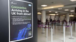 Edinburgh Airport announced a consolidation plan in the face of the Covid-19 pandemic (David Cheskin/PA)