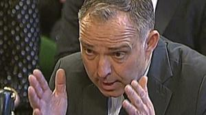Sir Mark Sedwill will vacate his Cabinet Secretary role in September (Parliament TV/PA)