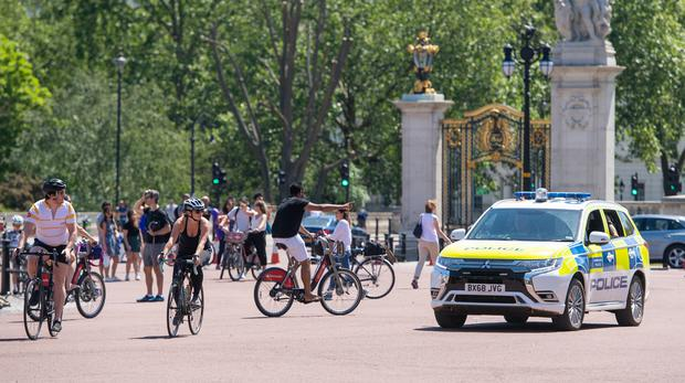 There have been mixed responses as the Government moves ahead with relaxing lockdown measures (Dominic Lipinski/PA)