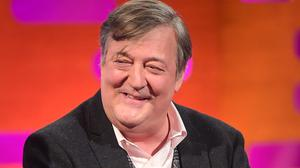 Stephen Fry has urged people to be kind to themselves during lockdown. (Ian West/ PA)