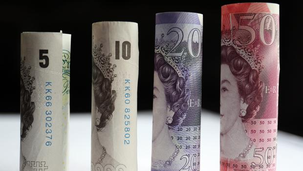 Official figures showed the highest October borrowing for five years (PA)