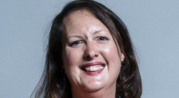 Victoria Prentis said there are better ways to boost jobs than investing in a 'white elephant' rail project (Chris McAndrew/UK Parliament)