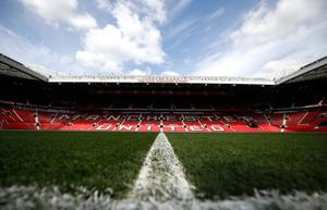 The defendants claimed Manchester United have used the game's database for scouting and research (Martin Rickett/PA)