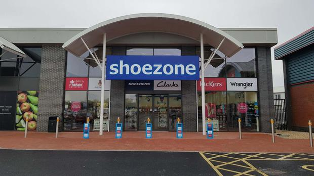 Shoe Zone now has 430 stores across the UK (Shoe Zone/PA)