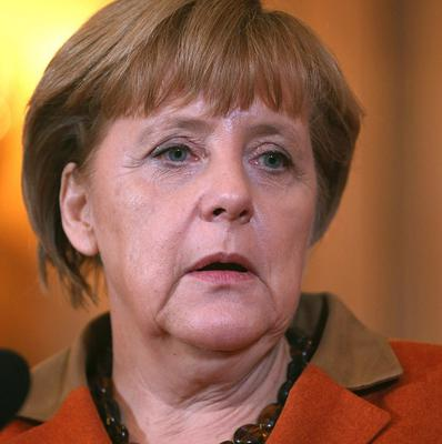 German Chancellor Angela Merkel will address both Houses of Parliament during her high-profile visit on Thursday