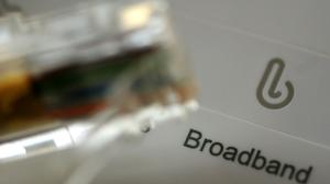 Ofcom said 94% of UK homes and offices could now access superfast broadband, but less than half have taken it up (Rui Vieira/PA)