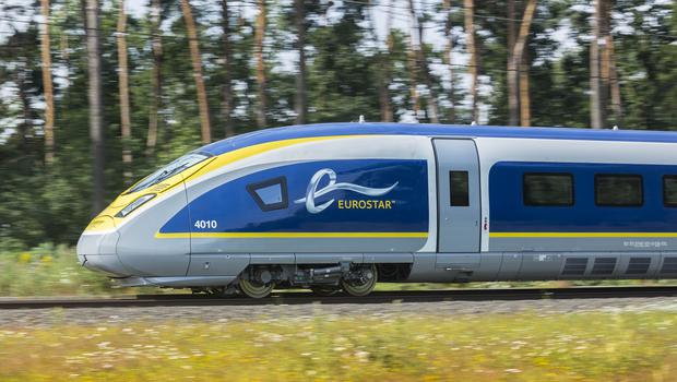 Eurostar will begin direct commercial services from Amsterdam to London in April (Nathan Gallagher/Eurostar/PA)