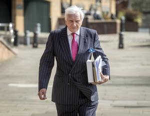 Former Tory MP Harvey Proctor was one target of Beech's lies (Danny Lawson/PA)