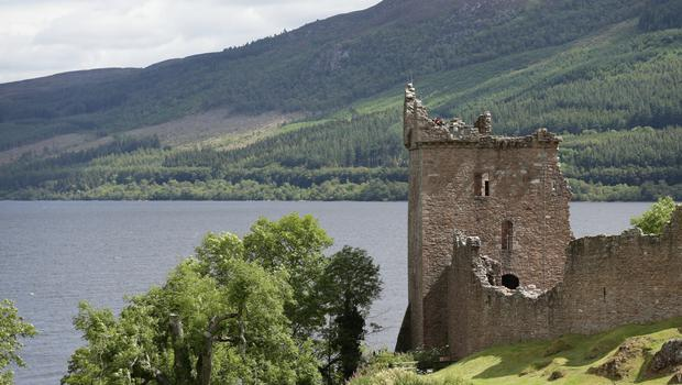 Loch Ness, in the Highlands of Scotland (Yui Mok/PA Wire)