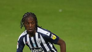 Romaine Sawyers plays for West Bromwich Albion (PA)