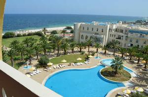 The Riu Imperial Marhaba Hotel in Sousse, Tunisia, which has since been renamed (Bircham Dyson Bell/PA)