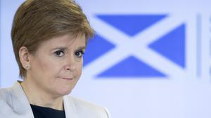 Nicola Sturgeon said there were lessons the UK Government could learn from her administration's response to Covid-19 (Jane Barlow/PA)