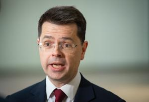 James Brokenshire said extra testing capacity earlier in the crisis would have been beneficial (Dominic Lipinski/PA)