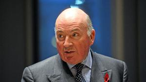 "General Lord Richard Dannatt said the country was facing ""uncharted waters"" (Kirtsy O'Connor/PA)"