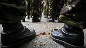 The armed forces are being drafted in (Ben Birchall/PA)