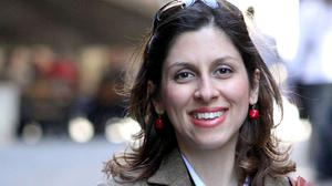Nazanin Zaghari-Ratcliffe is coming to the end of a five-year jail term (PA)