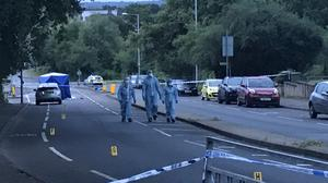 Police said the man was 'dragged under the car for some distance' (Zoe Linkson/PA)