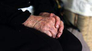 There have been almost 6,000 reported deaths in care homes linked to Covid-19 (Peter Byrne/PA)