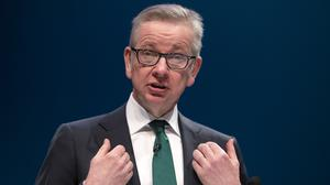Michael Gove will give evidence to two Holyrood committees on Wednesday (Jane Barlow/PA)