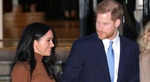 The Duke and Duchess of Sussex will spend a lot of time in North America (Yui Mok/PA)