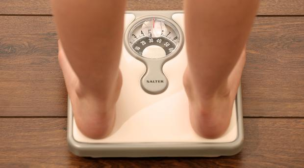 There were 19,040 admissions for eating disorders among all age groups in 2018/19 (Chris Radburn/PA)