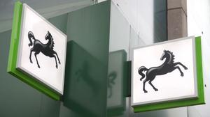 Lloyds reported a 7% fall in half-year pre-tax profits as it revealed another £550 million hit from the payment protection insurance scandal (PA)
