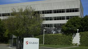 The US Department of Health and Human Services said it has secured more than 500,000 treatment courses of remdesivir for American hospitals from manufacturer Gilead (Ben Margot/AP)