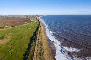 The former Sandilands golf course will be turned into a coastal reserve (John Miller/National Trust Images/PA)