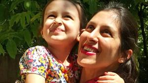 Nazanin Zaghari-Ratcliffe's family say she is showing 'all the symptoms' of coronavirus but has still not been tested (Zaghari-Ratcliffe family/PA)