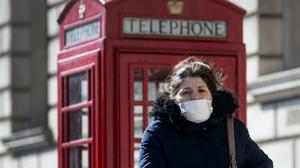 The wearing of facial protective could become the norm after the Covid-19 pandemic, a scientist had said (Victoria Jones/PA)