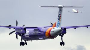 Flybe faces fresh doubts over its future (Steve Parsons/PA)