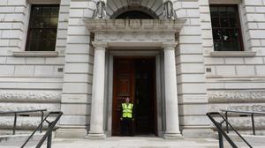HM Treasury cancelled its Open House event (Stefan Rousseau/PA)