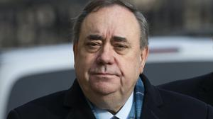 The Holyrood inquiry into the handling of harassment complaints against Alex Salmond has asked the courts directly to release all evidence (PA)