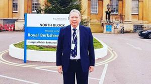 Consultant Dr Peter Tun (Family handout/PA)