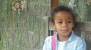 Shanay Rihanna Walker, who is alleged to have been murdered by her aunt Kay-Ann Morris.