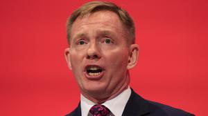 Shadow Commons leader Chris Bryant said the Home Secretary must explain her 'cover-up' of a breakdown of e-Border controls