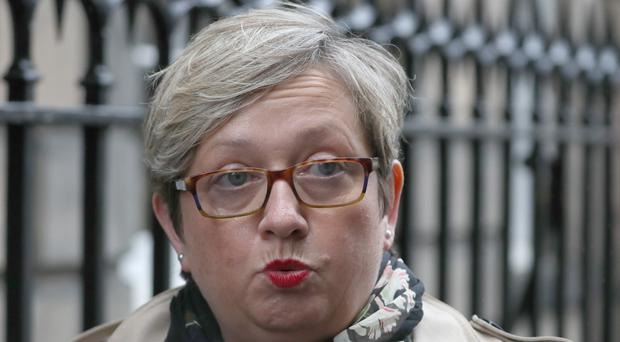SNP MP Joanna Cherry backs a Brexit extension to the end of next year if needed for a second referendum (Andrew Milligan/PA)