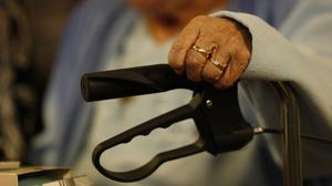 The total number of Covid-19 care home deaths since the start of the outbreak stands at 1,043 (Jonathan Brady/PA)