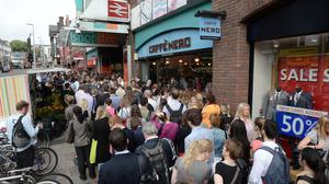 A previous Tube strike caused travel chaos in the capital