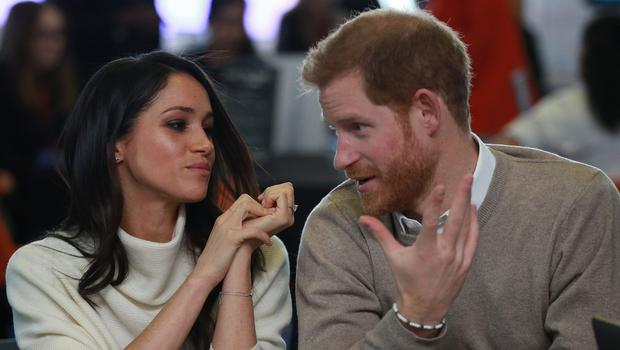Prince Harry and Meghan Markle marry this Saturday (Ian Vogler/Daily Mirror/PA)