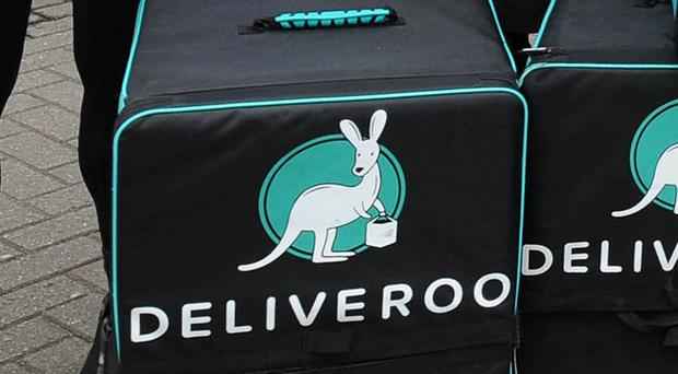 An advert by food delivery service Deliveroo has been banned by the Advertising Standards Agency after 300 people complained it was misleading (Rui Vieira/PA)