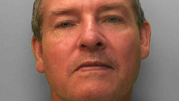 David Browning was jailed for a minimum of 28 years after stabbing his boss to death (Sussex Police/PA)